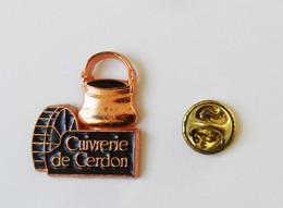 Pin's Cuivrerie De Cerdon  -rc - Altri