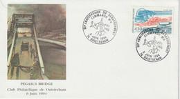 France 1994 50ème Anniversaire Du Débarquement Ouistreham - Seconda Guerra Mondiale