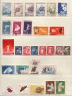 Rumänien 1960 Siehe Bild/Beschreibung 28 Marken  Gestempelt; Romania Used - Gebraucht