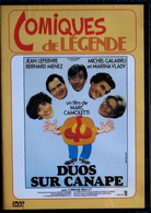 Duos Sur Canapé - Jean Lefebvre - Michel Galabru - Bernard Menez - Marina Vlady . - Commedia