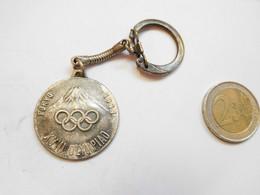 Beau Porte Clés , JO Jeux Olympiques Tokyo 1964 , XVIII Olympiad , Sempé - Portachiavi