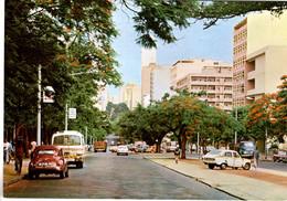 MOÇAMBIQUE - MAPUTO - Aspeto Parcial Da Av. 24 De Julho - Mozambique