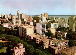 MOÇAMBIQUE - MAPUTO - Vista Parcial Da Zona Comercial - Mozambique