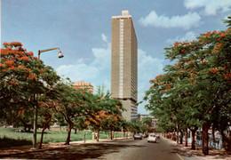 MOÇAMBIQUE - MAPUTO - Aspeto Parcial Da Av. Vladimir Lenine - Mozambique