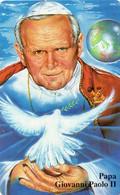 UNITED STATES - PREPAID - CHECKERED FLAG TELECOM - THEMATIC POPE JOHN PAUL II KAROL WOJTYLA - Other
