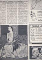 (pagine-pages)YMA SUMAC   Oggi1952/24. - Altri