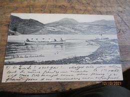 1905 Guatemala  Bateau Lac Amatitlan - Guatemala