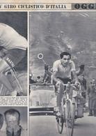 (pagine-pages)XXXV GIRO D'ITALIA      Oggi1952/24. - Altri