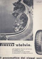 (pagine-pages)PUBBLICITA' PIRELLI      Oggi1952/24. - Altri