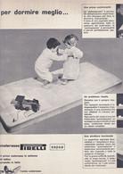 (pagine-pages)PUBBLICITA' PIRELLI   Oggi1958/13. - Altri
