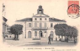 RUFFEC - Hôtel De Ville - Ruffec