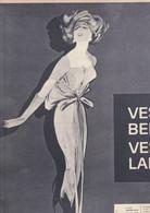 (pagine-pages)PUBBLICITA' LANA   Oggi1958/13. - Altri
