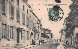 RUFFEC - Les Grands Hôtels Et La Route De Bordeaux - Ruffec
