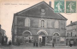 RUFFEC - Halle Aux Grains - Restaurant De La Paix - Ruffec