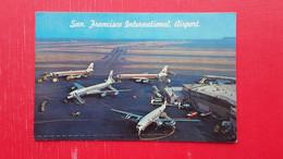 San Francisco International Airport - Aeródromos