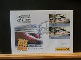 95/412 DOC. ALLEMAGNE - Treni