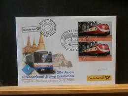 95/413 DOC. ALLEMAGNE - Treni