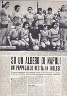 (pagine-pages)CALCIO FEMMINILE  Oggi1958/35. - Altri