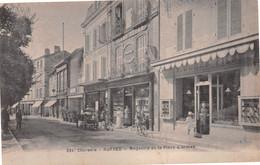 RUFFEC - Magasins De La Place D'Armes - Chaussures H. Dumas Fils - Ruffec