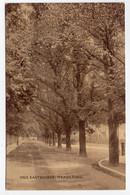 EASTBOURNE: Meads Road. - Sepiatone 9925 - Eastbourne