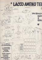 (pagine-pages)PUBBLICITA' TURISTICA LACCO AMENO   Oggi1958/35. - Altri