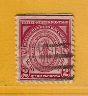 Timbre Etats-Unis N° 287 - Used Stamps
