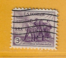 Timbre Etats-Unis N° 322 - Used Stamps