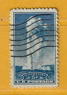 Timbre Etats-Unis N° 332 - Used Stamps