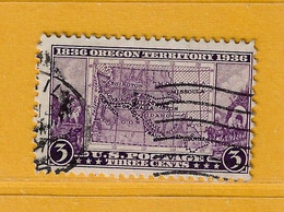 Timbre Etats-Unis N° 349 - Used Stamps