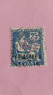FRANCE - LEVANT FRANÇAIS - Ex-colonie Française - Timbre 1892 : Timbre Classique, Type Mouchon - Used Stamps