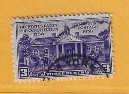 Timbre Etats-Unis N° 400 - Used Stamps