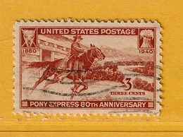 Timbre Etats-Unis N° 412 - Used Stamps