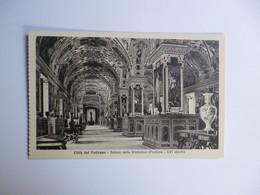 CITTA DEL VATICANO  -  Salone Della Biblioteca    -  VATICAN - Vaticano