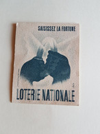 IMAGE  PUBLICITE  LOTERIE  NATIONALE - Advertising