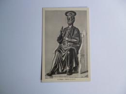 CITTA DEL VATICANO  -  S.Pietro  -  Statua In Bronzo -  VATICAN - Vaticano