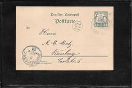 Karolinen Islands 1908, Postal Stationery To Germany ( Ref 2021) - Kolonie: Karolinen