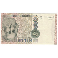 Billet, Italie, 1000 Lire, 1982, 1982-01-06, KM:109b, SUP+ - 1000 Liras
