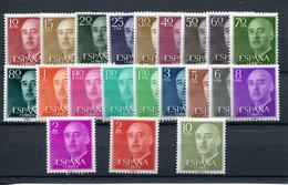 1955.ESPAÑA.EDIFIL 1143/63**.NUEVOS SIN FIJASELLOS(MNH).CATALOGO 21€ - 1951-60 Neufs