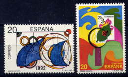 ESPAGNE - 2602/2603** - DESSINS D'ENFANTS - 1981-90 Nuovi