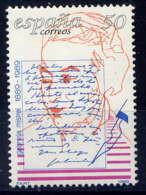 ESPAGNE - 2627** - LUCILA GODAY ALCAYAGA - 1981-90 Nuovi