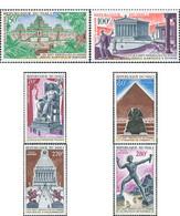 Ref. 656224 * MNH * - MALI. 1971. THE SEVEN WONDERS OF THE WORLD . LAS SIETE MARAVILLAS DEL MUNDO - Mali (1959-...)