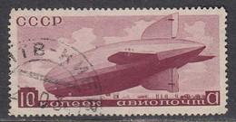 USSR 1934 - Luftschiffe, Mi-Nr. 484, Used - Oblitérés