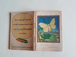 CALENDRIER  AGENDA  1938  PUBLICITE   SOIE  A  COUDRE  GUTERMANN - Formato Piccolo : 1921-40