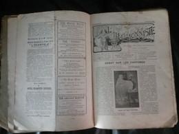 Revue L' ILLUSIONNISTE - Année Complète 1912 - Magie Prestidigitation - 12 N° - - Non Classificati