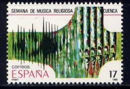 ESPAGNE - 2453** - GRANDES FÊTES POPULAIRES ESPAGNOLES - 1981-90 Nuovi