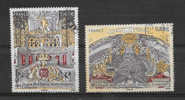 FRANCE  2012 N° 4708 4709 - Usati