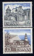 ESPAGNE - 2465/2466** - TOURISME - 1981-90 Nuovi