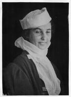 PRINCESSE FAZIA LA SECONDE SOEUR DU ROI FAROUK D'EGYPTE PHOTO DE PRESSE ORIGINALE 16 X 12 CM - Personalità