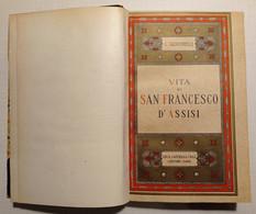 L. Salvatorelli - Vita Di San Francesco D'Assisi - Ed. 1927 - Altri