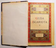 L. Del Vasto - Giuda Iscariota - Ed. 1938 - Altri
